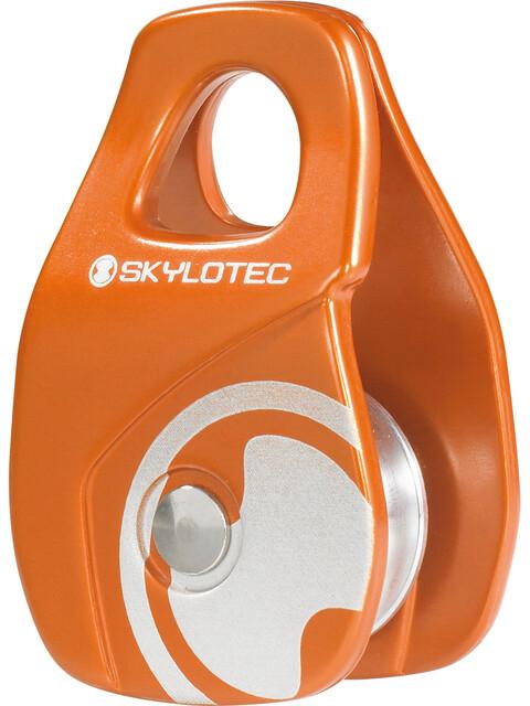 Skylotec Mini Roll Rope Pulley orange